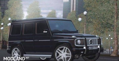 Mercedes-Benz G350 CDI (W463) [1.5.1], 1 photo